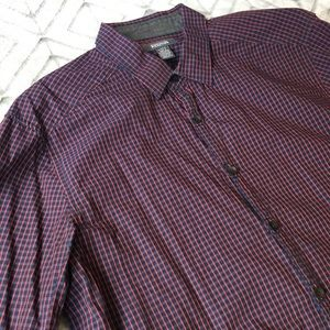 Kenneth Cole LS Button Shirt